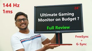 Best Budget 144Hz Gaming Monitor 2019? Viewsonic XG2401 Full Review