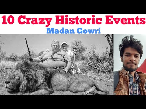 10 Crazy Events in History | Tamil | Madan Gowri | MG