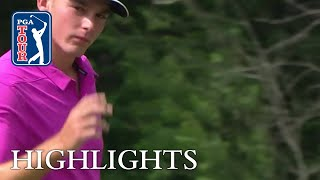 Aaron Wise Round 3 highlights from AT&T Byron Nelson