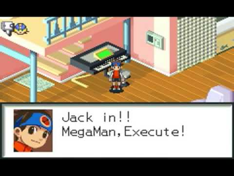 Mega Man Battle Network 2: Post-Game - Part 8: SSS License Exam [1/2]