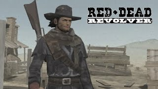 Red Dead Revolver PS4 Gameplay