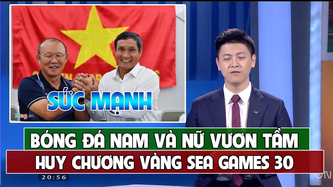 Bình luận thể thao (13/12) – Bóng đá Nam và Nữ Việt Nam, bạn sẽ phải khóc khi xem video này