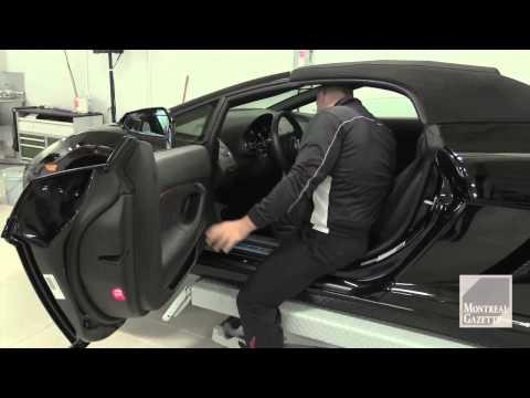 Lamborghini Montreal moves to West Island