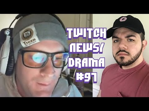 Twitch Drama News 97 (Cs Pro Caught Cheating, NoJumper Attempt Robbery, Fortnite Stream Snipers)