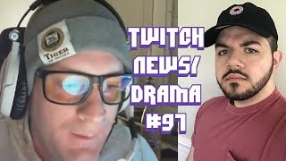 Twitch Drama News #97 (Cs Pro Caught Cheating, NoJumper Attempt Robbery, Fortnite Stream Snipers)