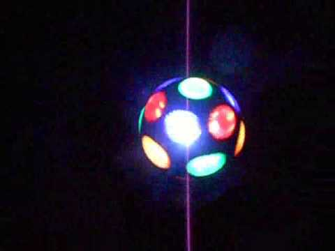 Action Beads Spinning Light Ball 71