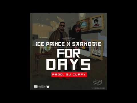 Sarkodie x Ice Prince - For Days (Audio Slide)