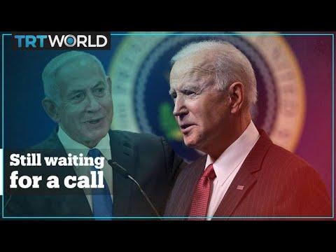 Concern In Israel Over Why Biden Has Yet To Phone Netanyahu