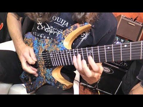 NAMM '18 - Ormsby Guitars Goliath Headless GTR Demo