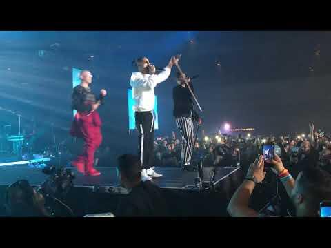 Bad Bunny ft Gigolo y la Exce - Sexto Sentido Live Trap Kingz Puerto Rico 2018
