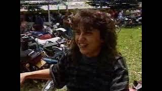 Treco Reportagem EPTV São Carlos - Procissão Motoqueiros - NS Ap. da Babilônia - 1993