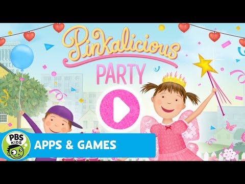 APPS & GAMES | Pinkalicious Party | PBS KIDS