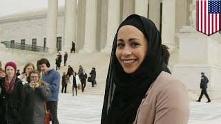 Supreme Court rules Abercrombie and Fitch discriminated against Muslim woman in hijab - TomoNews