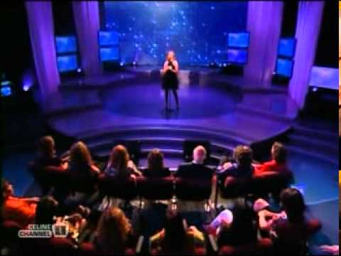 Celine Dion - Alone (Live on Oprah)