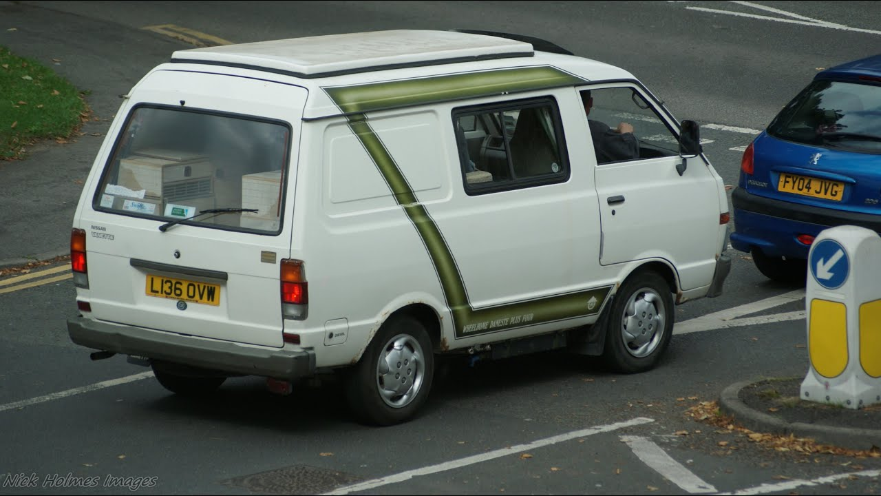 Nissan Vanette Camper 1993 Youtube