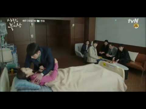 Download Crash landing on you Ep14 soldiers get uncomfortable because of Hyun bin and son jin😂