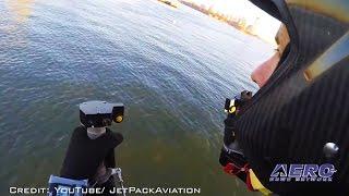 Airborne 11.10.15: DA62 Update!, SkiGull Wets Its Beak, Jetpack Soars!