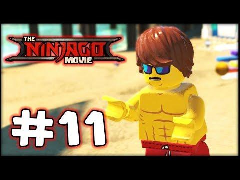 LEGO Ninjago The Movie - Videogame - LBA 11 - I Need Sonic!