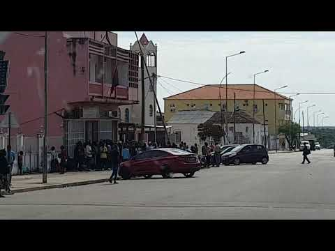 Angola Kuito Bié -  20-11-2019