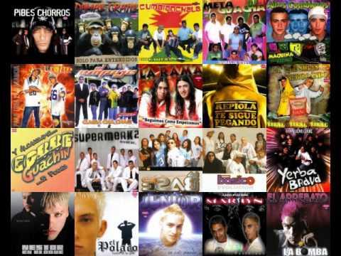 Cumbia Villera Mix 2006