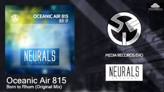 NRL005S Oceanic Air 815 - Born to Rhum (Original Mix) [Trance]