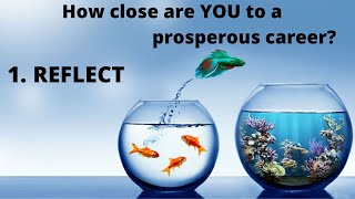 "Reflect - Video 1 - Series ""9 Strides to a Prosperous Career"""