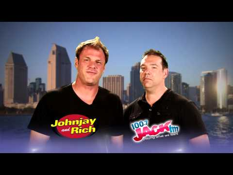 KFMB-FM 100.7 JackFM Johnjay and Rich Phase 2 IMAGE