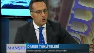 Tvnet-Manset-Ali Değermenci-Cem Küçük-24.06.2014