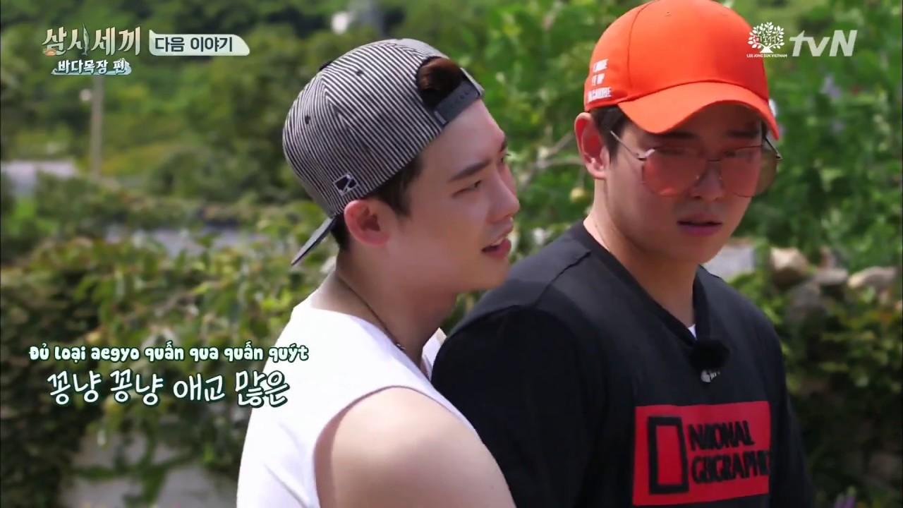 [Vietsub][LJSVN] 17o915 Lee Jong Suk - Ngày Ba Bữa Preview