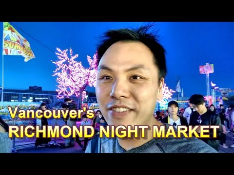 Food Tour At Vancouver's Richmond Night Market