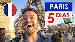 PARIS - FRANÇA | Roteiro de 5 DIAS de EXPERIÊNCIA