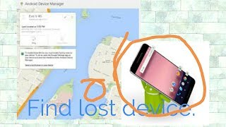 Find Your Lost or Stolen Android Mobile phone in Bangla.