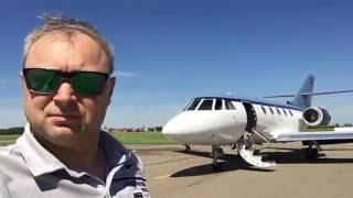 Самолет Falcon 200