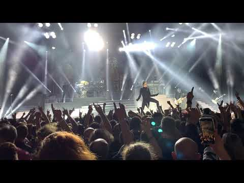 Ghost - Square Hammer (Katowice, Poland 30/11/2019)