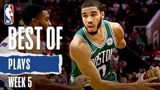 Download NBA's Best Plays From Week 5 | 2019-20 Season Mp3 and Videos