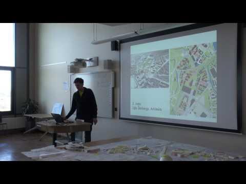 Artis Zvirgzdiņš: urban / suburban. Centrs Torņakalnā? / Centre in Tornakalns?