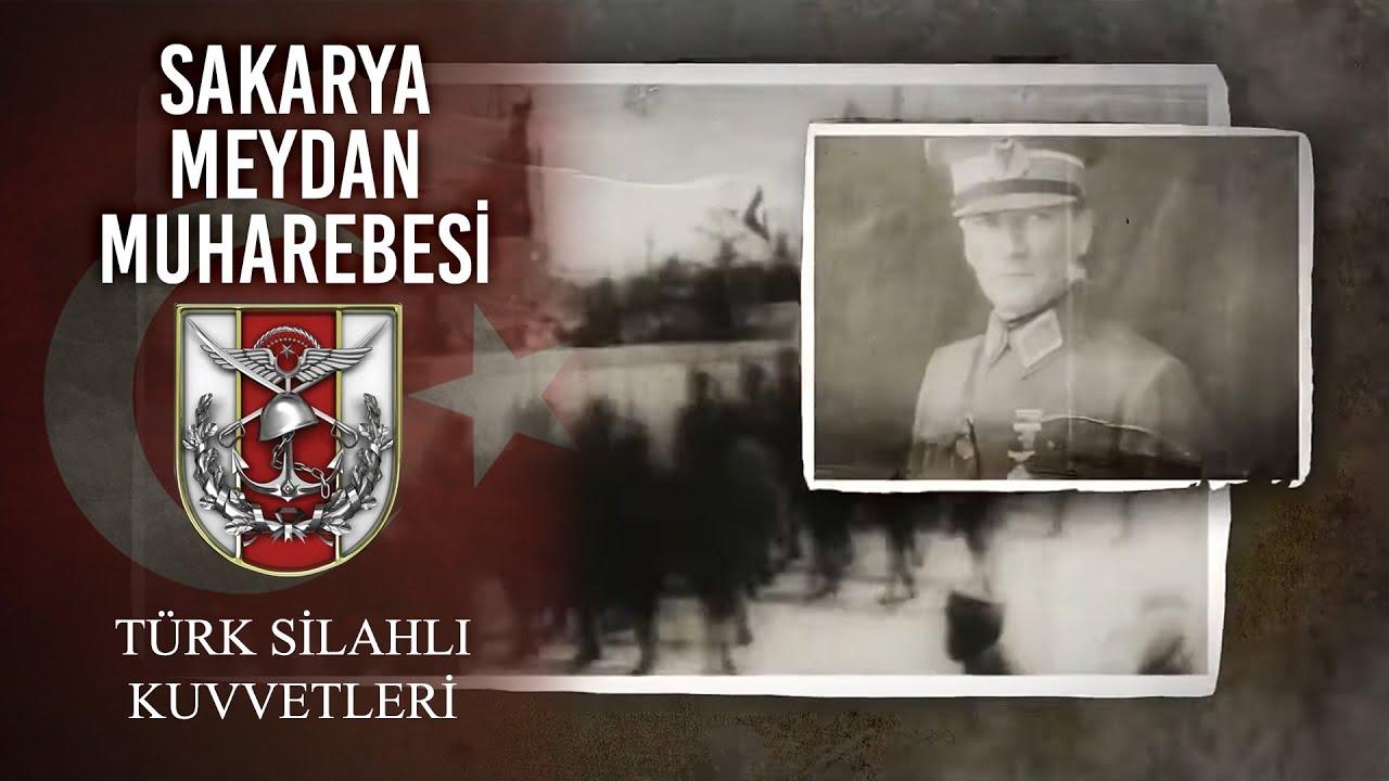 Sakarya Meydan Muharebesi'nin 100'üncü Yıl Dönümü
