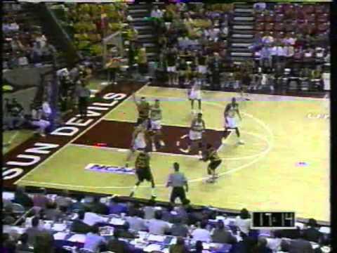 1996 NCAA Tournament - George Washington versus Iowa (Part 1)