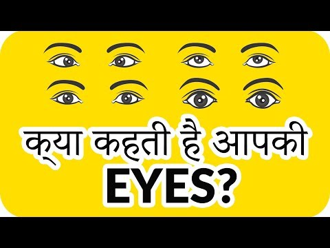 क्या कहती है आपकी Eyes 👀| Learn Face Reading |Eyes Physiognomy | Hindi With Subtitles