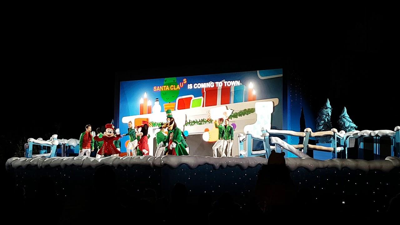 Walt Disney Studios : Fêtons Noël en