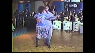 Swing Dance  1980's  (Frankie Manning & Norma Miller)