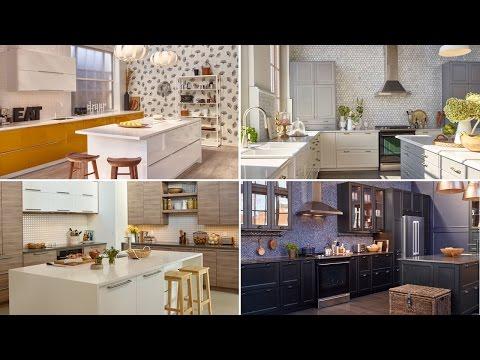 Interior Design — Vintage, Modern, Dark, Or Colourful: Find Your Kitchen Style!