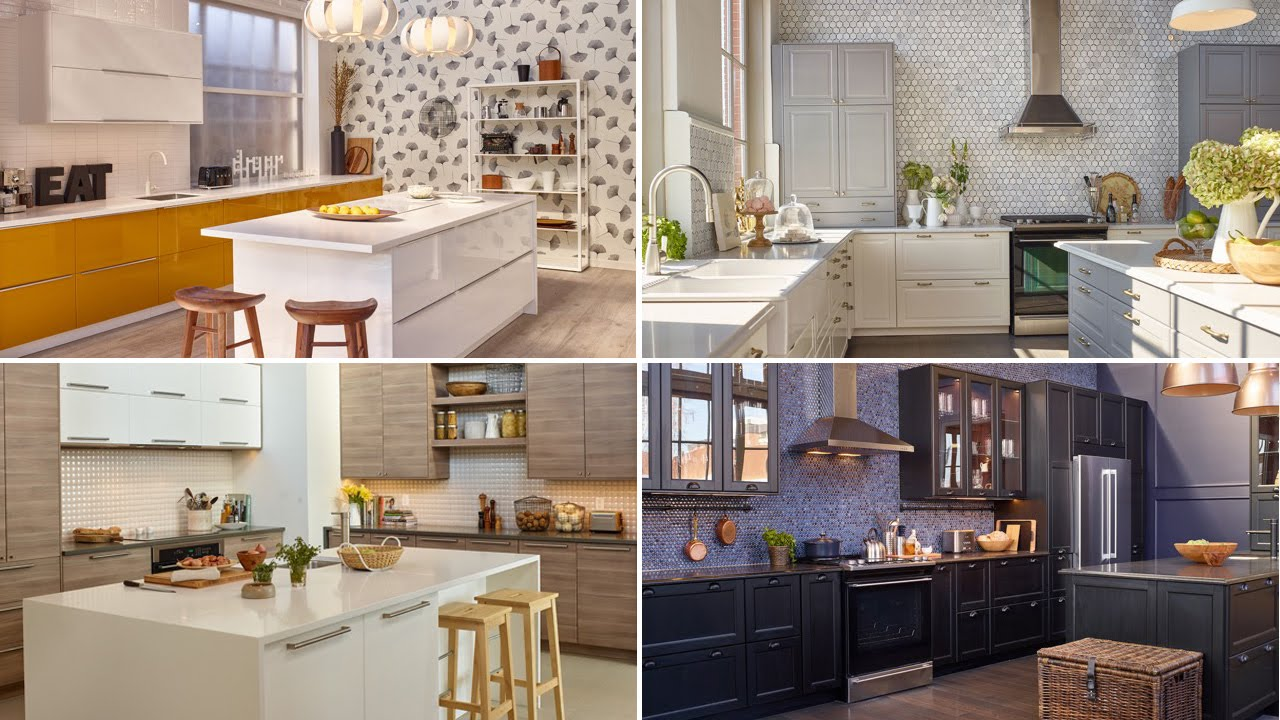 Kitchen Design Vintage Style interior design — vintage, modern, dark, or colourful: find your