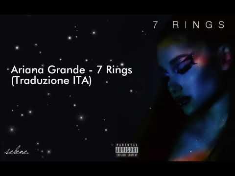 ┊♡┊Ariana Grande - 7 Rings (Traduzione ITA)