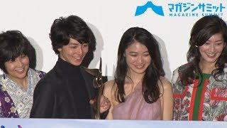 2月15日(金)より全国公開される映画『笑顔の向こうに』。 第16回...