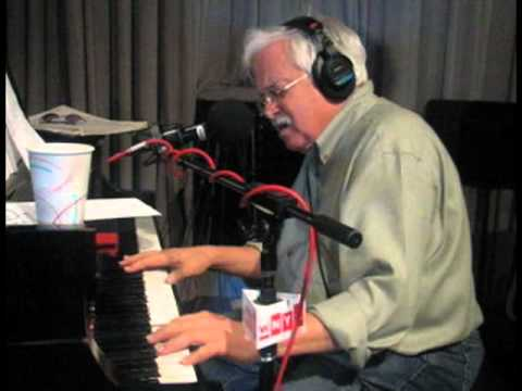"Van Dyke Parks ""The All Golden"" on WNYC's Spinning On Air"