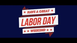 Labor Day Weekend - LIVE CHAT WITH MEMBERS