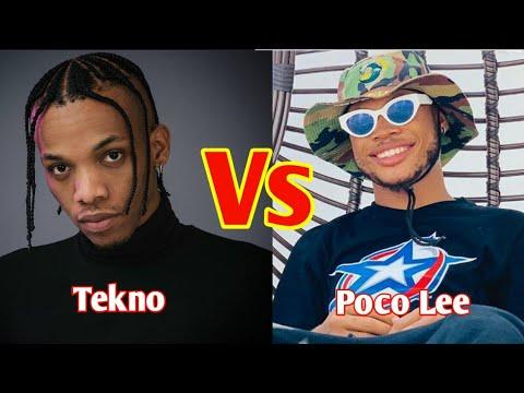 Download Tekno Disgrace Poco Lee In Gbeku Dance Challenge 2019/2020