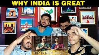 Pakistani Reaction on | WHY IS INDIA GREAT Part 2 | भारत महान क्यों है 2 | Shourya Motion Pictures