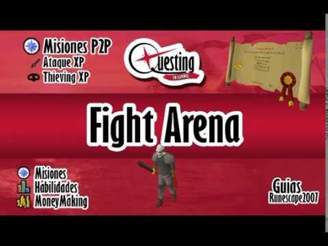 OSRS Guía en español - Fight Arena - Quest [P2P]